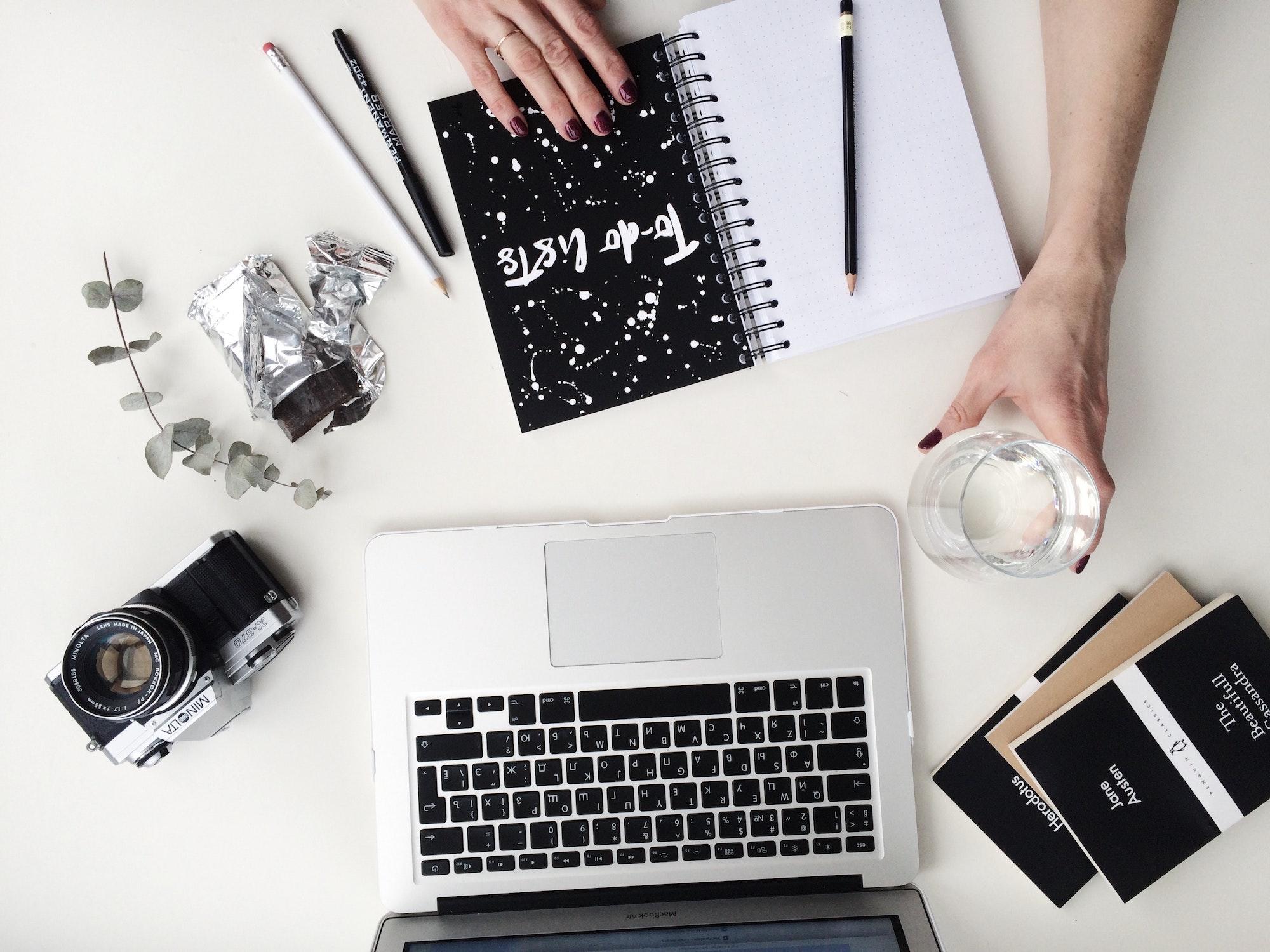 Geek Cat - organizacja czasu i pracy - biznes - przedsiębiorczość - produktywność