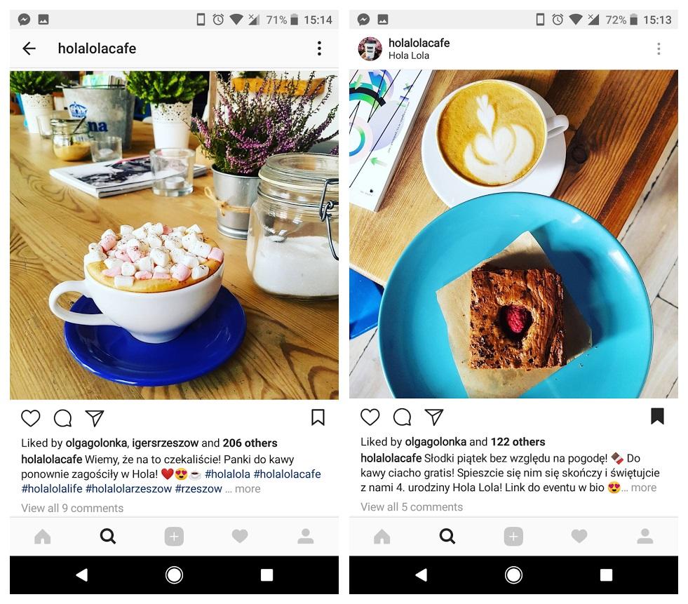 Geek Cat - Jak promować swoją działalność w sieci - Instagram społeczność