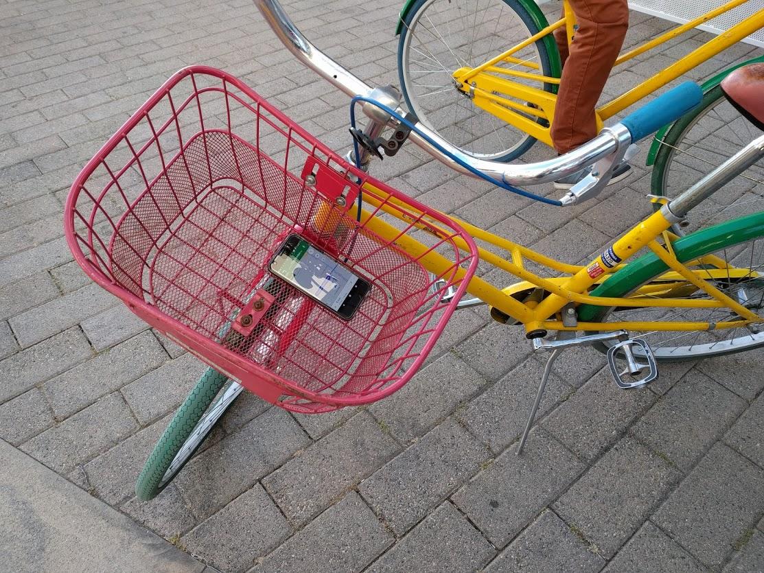 Geek Cat Google Bike Dolina krzemowa Mountain View