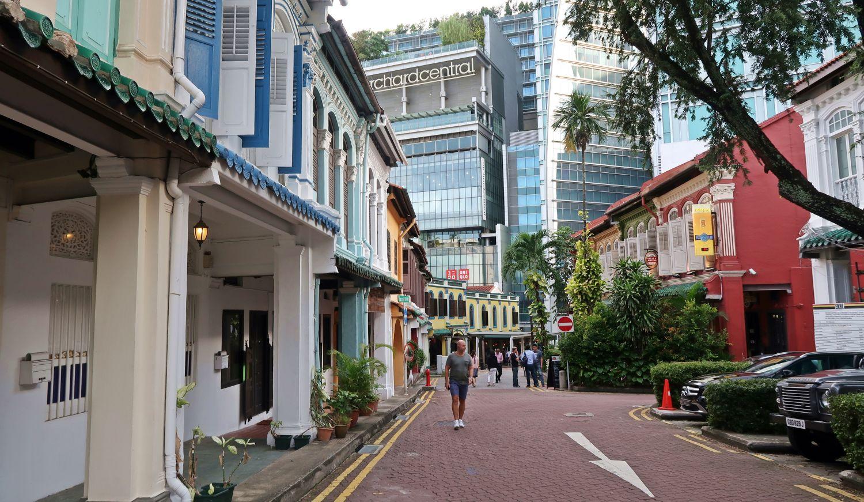 Geek Cat - Singapur w 25 zdjęciach 25
