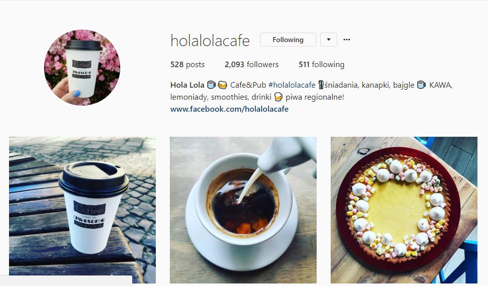 Geek Cat - jak wybić się na Instagramie - jak uzupełnić profil