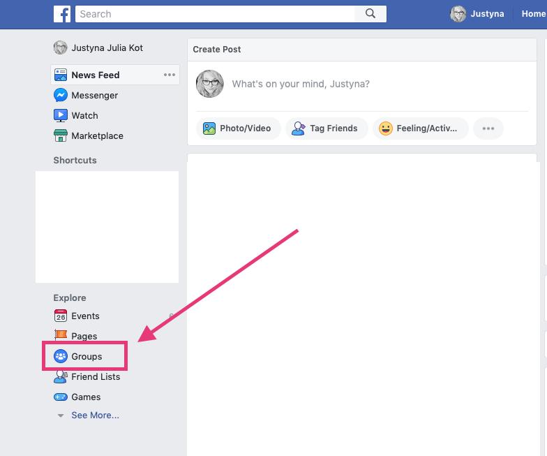 Geek Cat - jak założyć grupę na Facebooku - tworzenie grupy FB