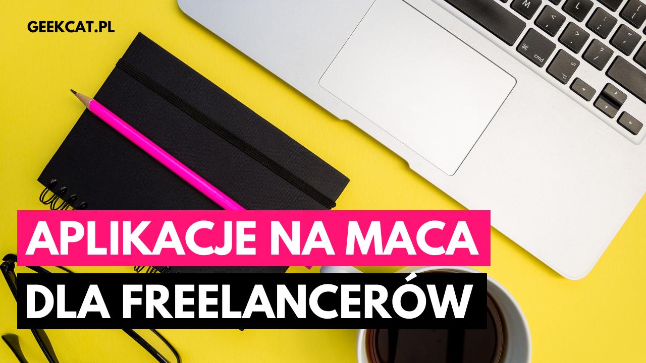 Geek Cat - aplikacje na maca dla freelancerów, aplikacje na macbooka do pracy