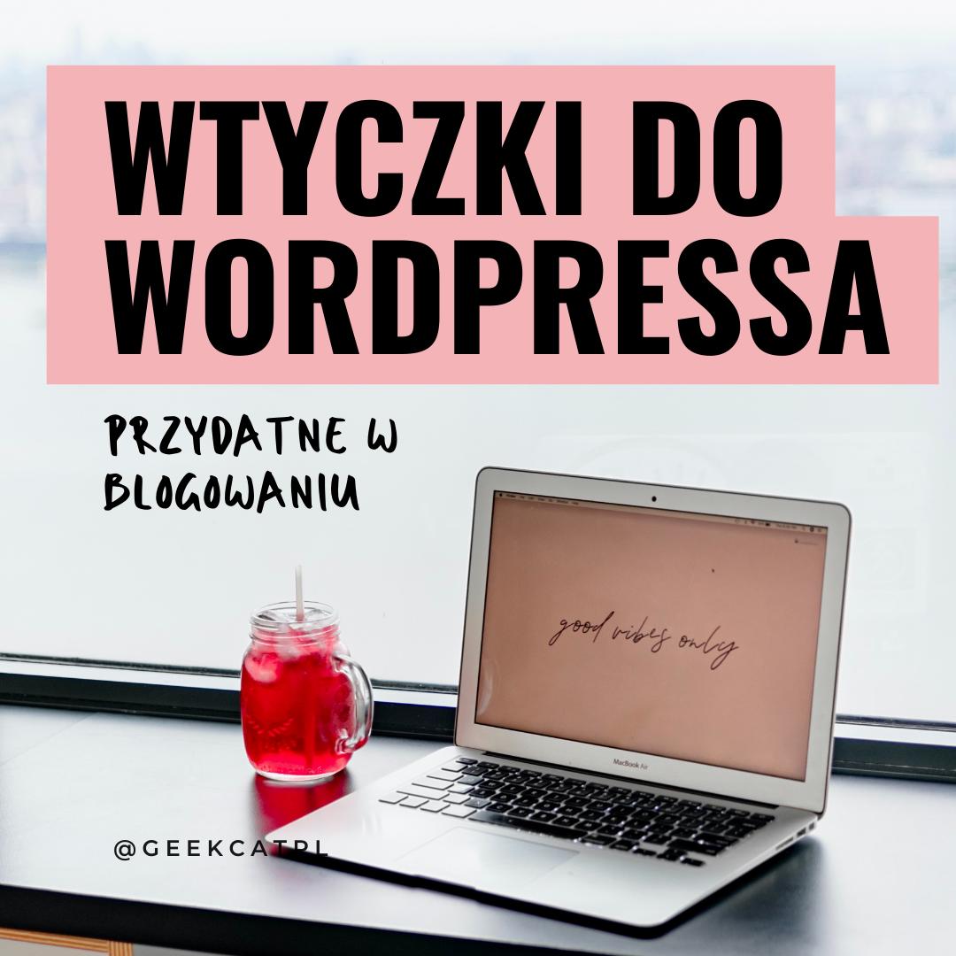 Geek Cat wtyczki wordpress
