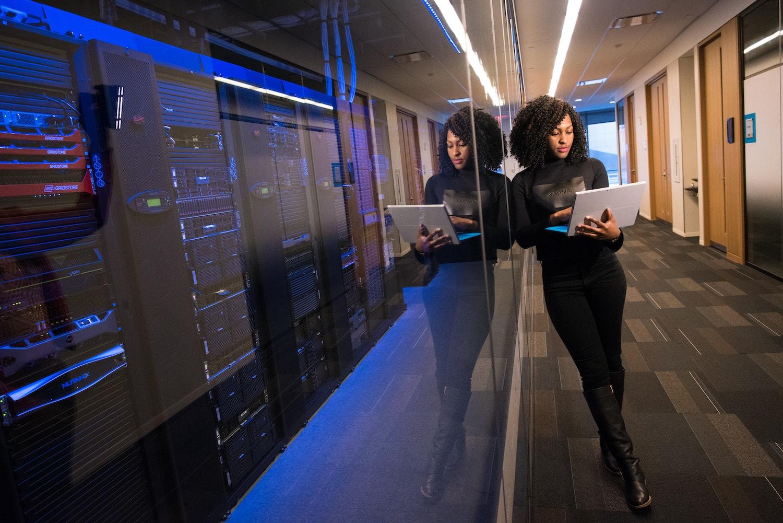 dane w chmurze data in the cloud geek cat women in it